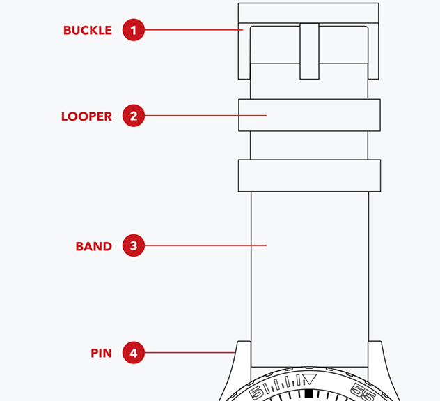 Watch Reference - Band